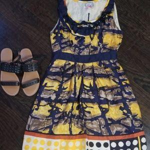 Baraschi from Anthropologie dress Size 4